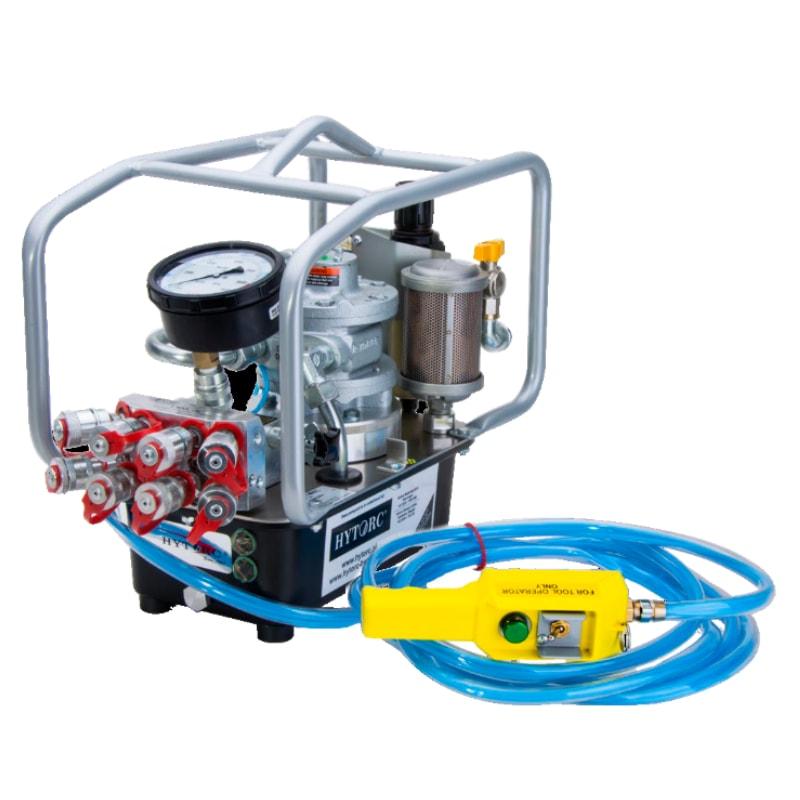 HYTORC - Paineilmatoimiset hydraulikoneikot