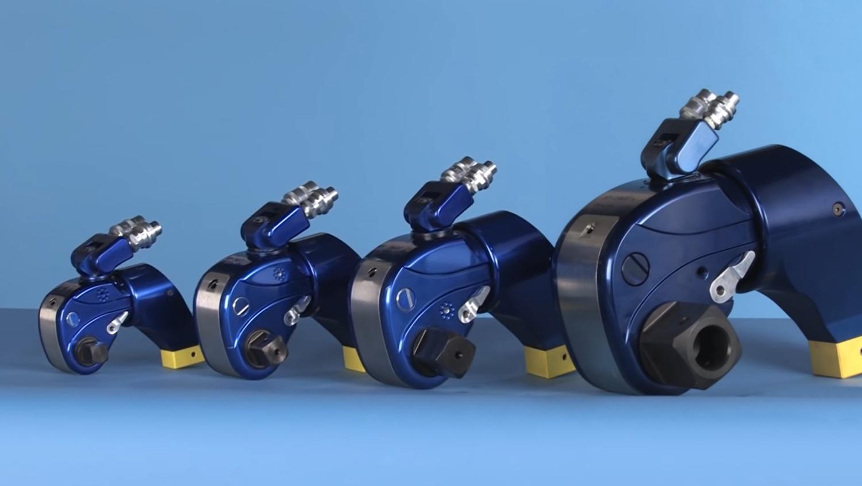 HYTORC MXT on maailman suosituin hydraulinen momenttiväänninmalli