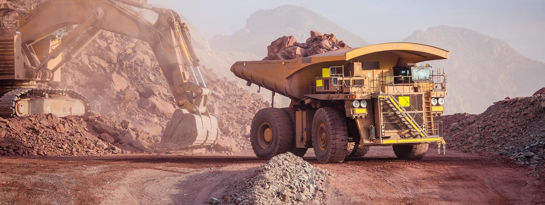 HYTORCin kiinnitysratkaisut ovat loistovalinta voimakkaasti tärisevissä kaivosteollisuuskohteissa